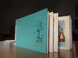 Catalogue des inventions Mari-Mira présentation livre mari-mira marseille