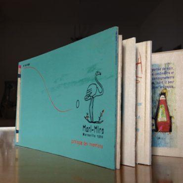 Mari-Mira, Catalogue des Inventions