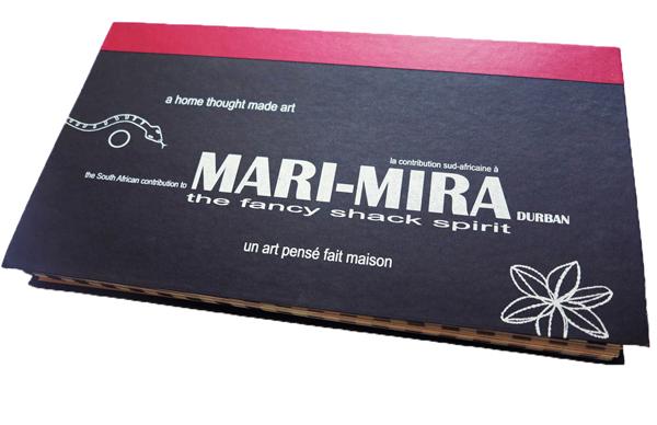 Livre Mari-Mira Durban, un art pensé fait maison