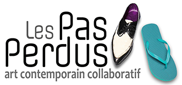 Les Pas Perdus art contemporain collaboratif