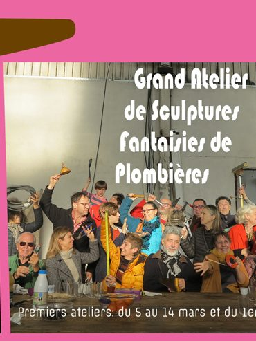 Grand Atelier de Sculptures Fantaisies