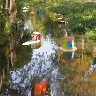 Avec Vauban et les canards – Les Songes de la Bruche